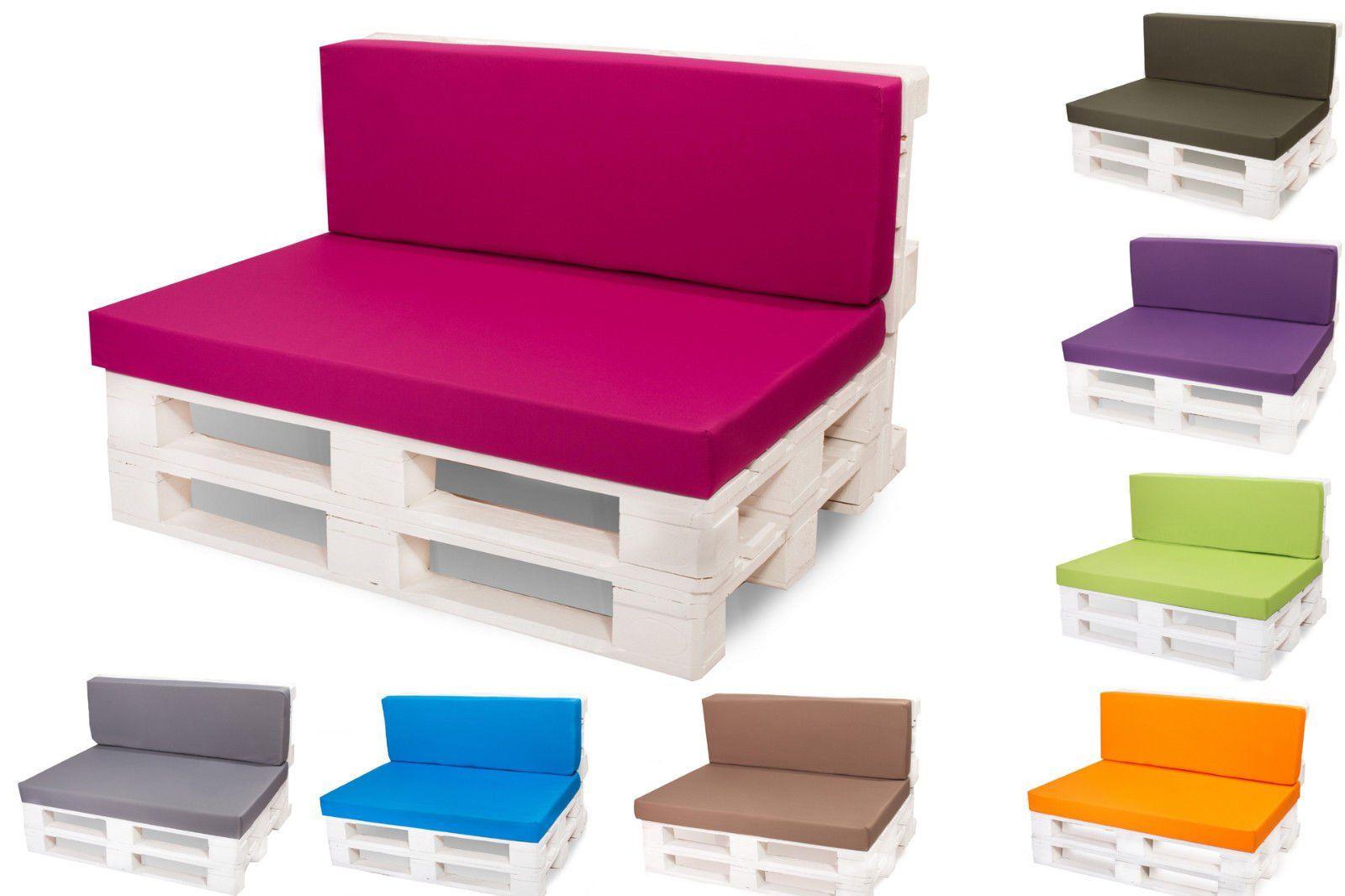 Pin By Setgarden Com On Fazer Vasos De Cimento In 2021 Pallet Cushions Pallet Furniture Pallet Furniture Outdoor