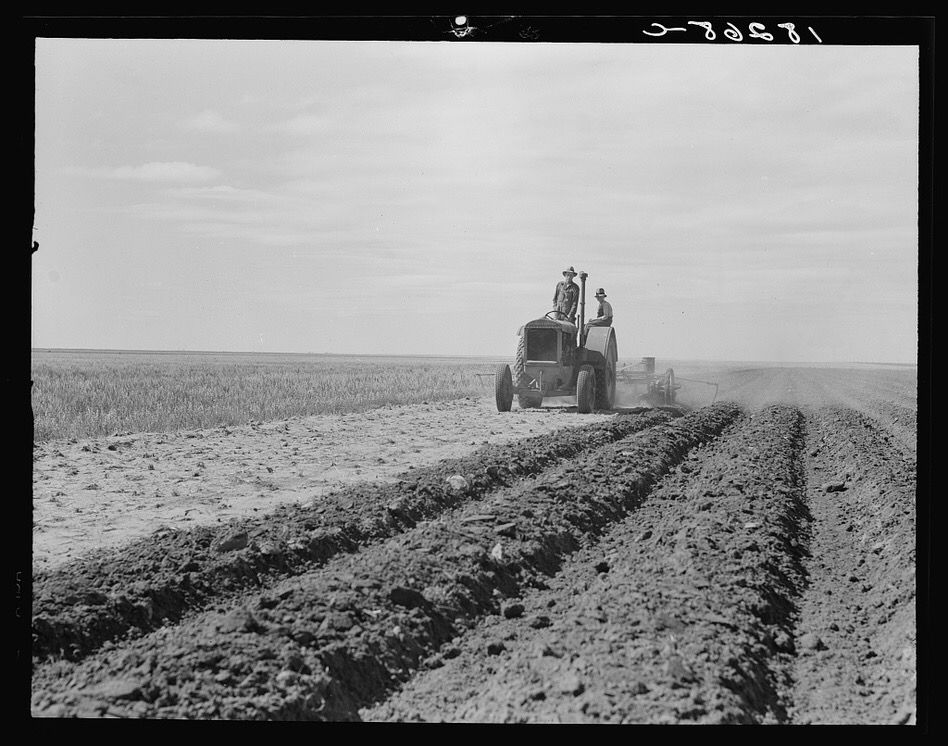 Pin by photopia on FSA. Farm Sec Admin Dust bowl