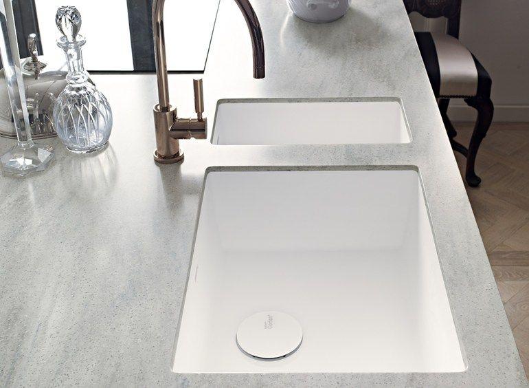 DuPontProtectionSolutions Corian® SPICY Lavello a una vasca e ...