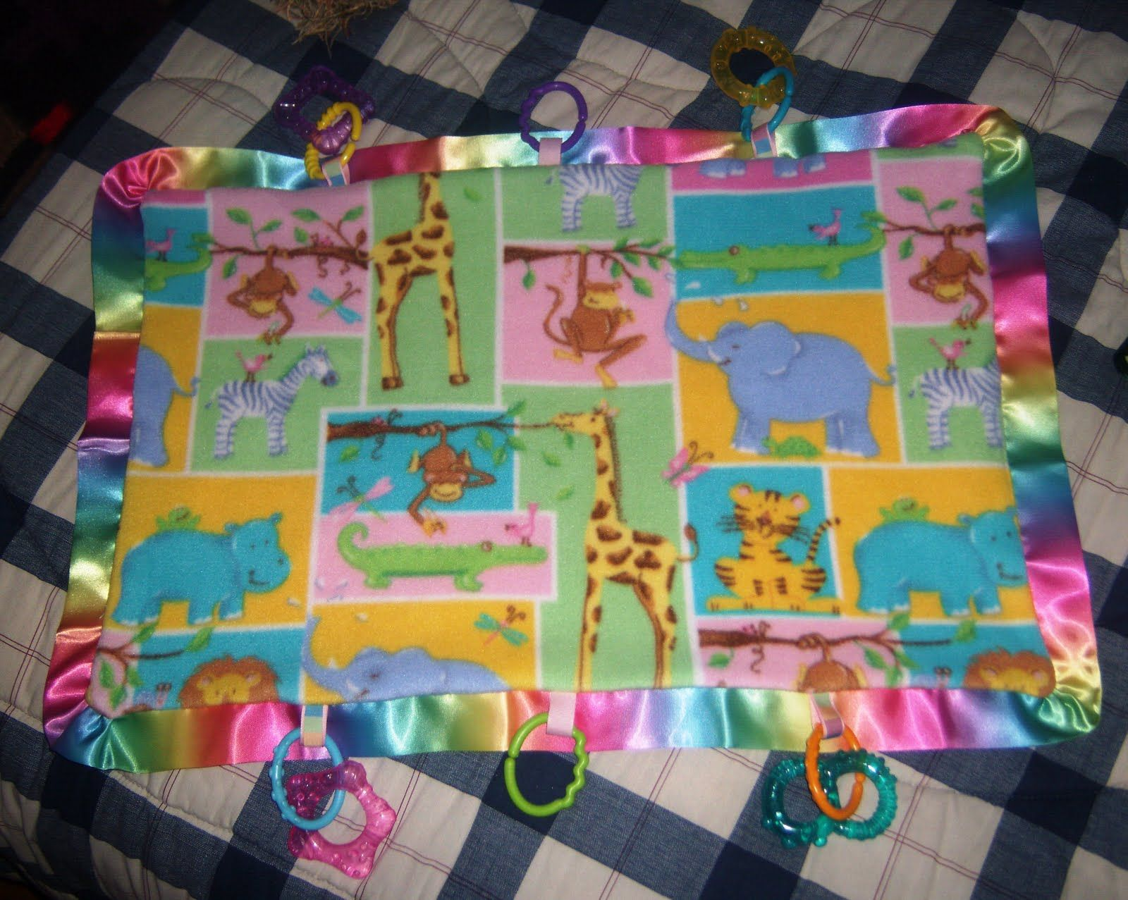 Make Baby Blanket Check out our great bedding at http://shannonssewandsew.com