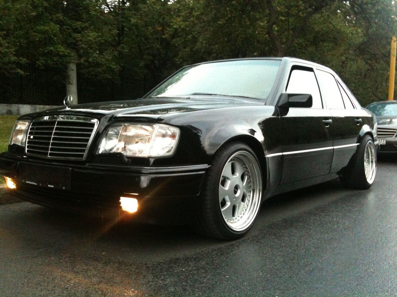Mercedes benz w124 e500 mae