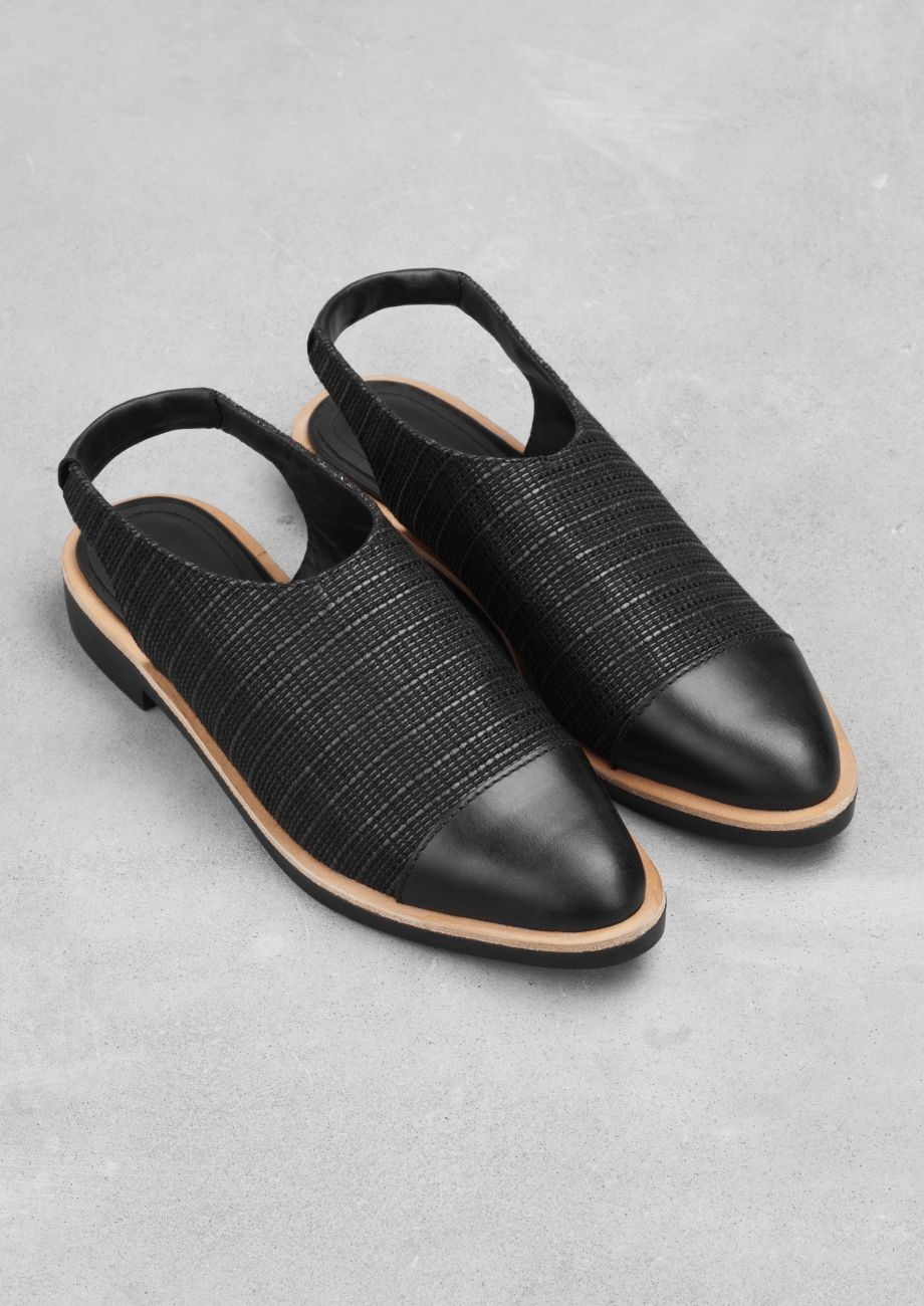 & OTHER STORIES Slip On Loafers 0knk3sS