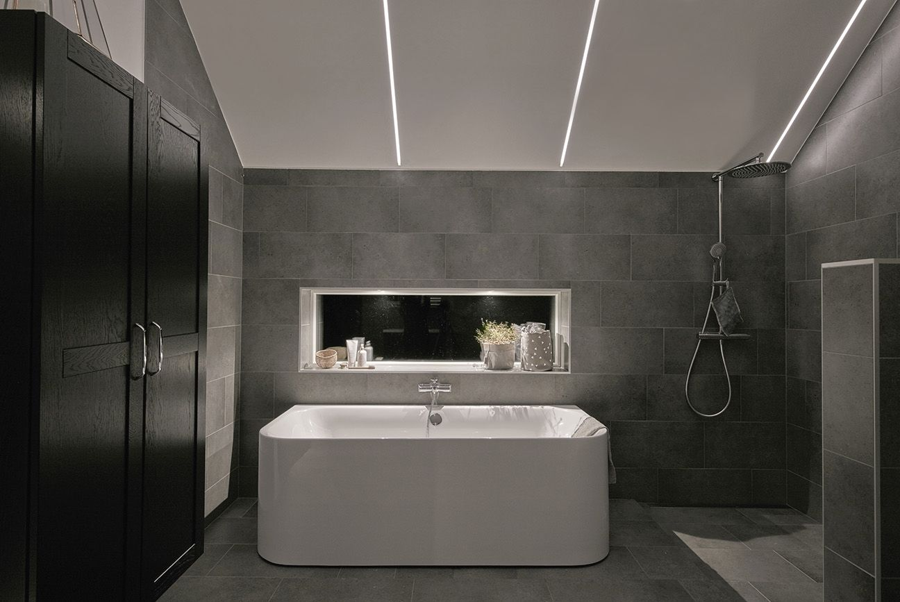 Easy Bathroom Lighting Fixture Projects To Update Your Spa
