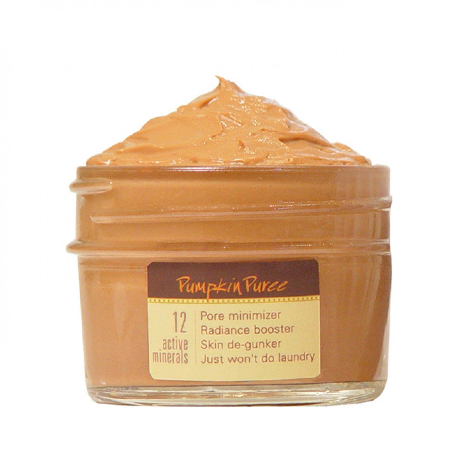 Nutrient Mud Mask with Organic Pumpkin Puree