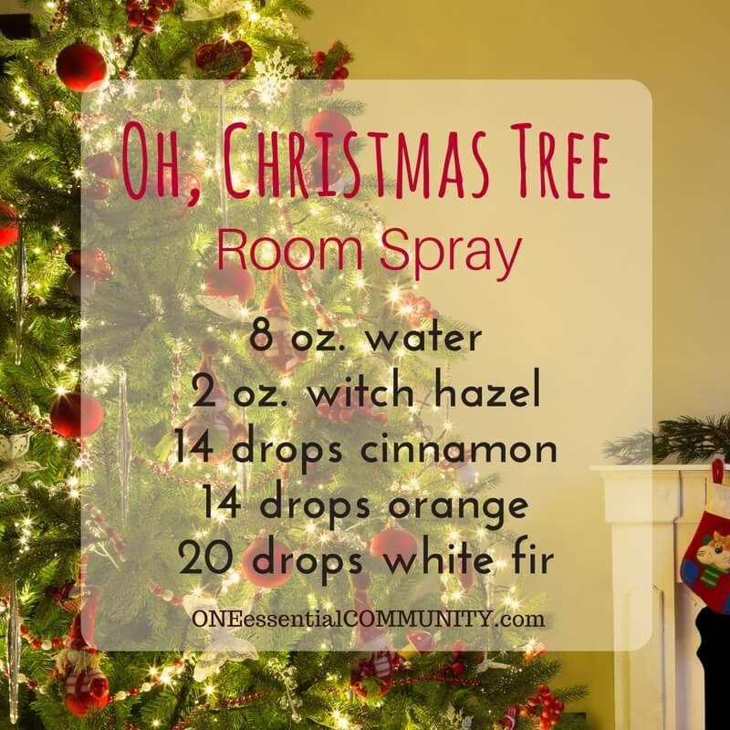 25 Best Christmas Room Sprays One Essential Community Essential Oils Christmas Essential Oils Room Spray Christmas Room Spray