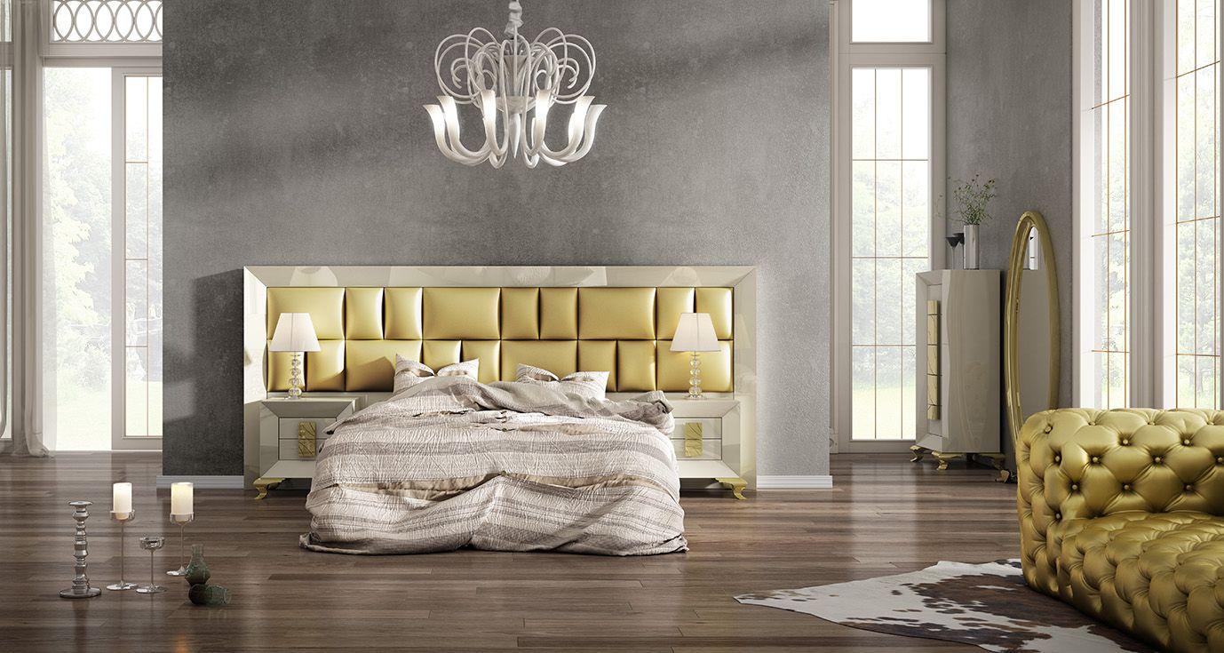 Cabeceros de cama | Muebles de Salón y Dormitorio. | moderno ...