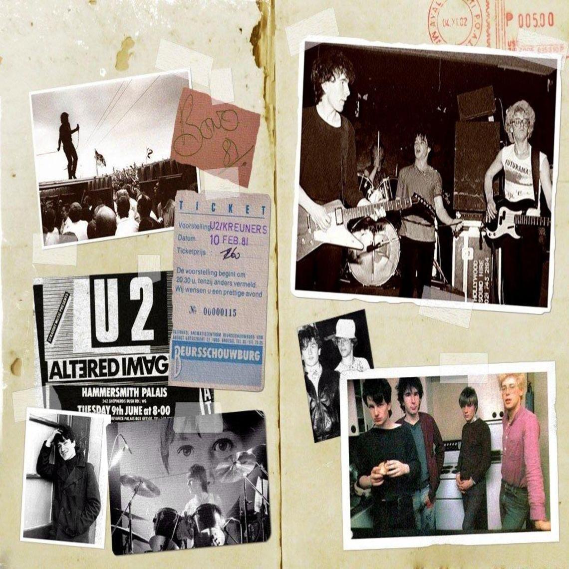 80's mania: U2