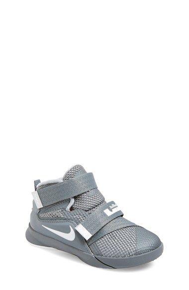 b6b3205858c Nike  LeBron Soldier IX  Basketball Shoe (Baby