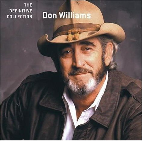 Don Williams Country Singer Songwriter And A 2010 Inductee To