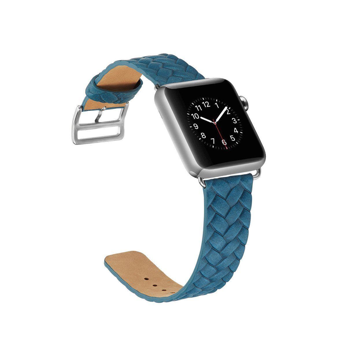 Braided Grain Apple Watch Wristband Apple watch