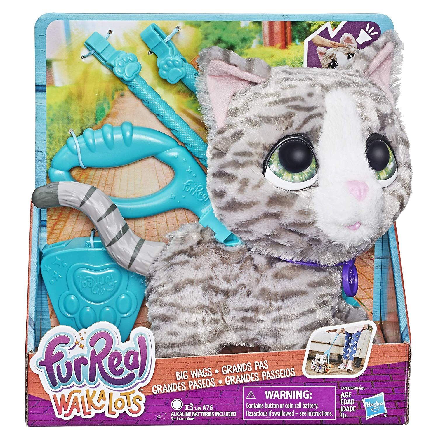 Furreal Walk A Lots Big Wags And Lil Wags Fur Real Friends Halloween Costumes For Big Kids Kitty
