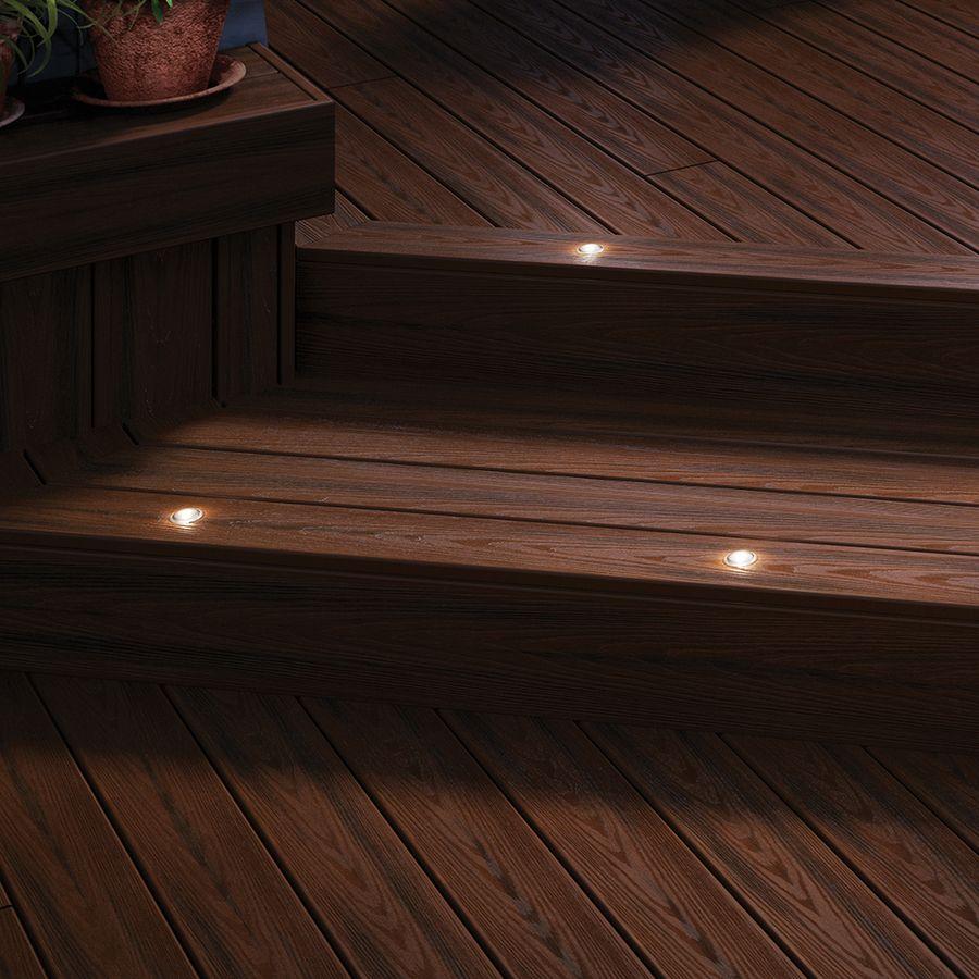 Shop Maine Ornamental Deck Light Kit At Lowes Com Step Lighting