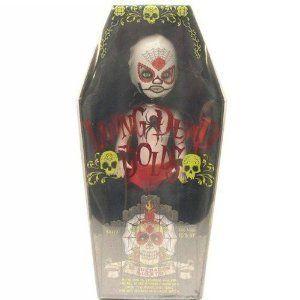 MEZCO Living Dead Dolls Series 20 El Ruchadoru-Mueruto 93173 / Living Dead Dolls - Series 20: El Luchador Muerto