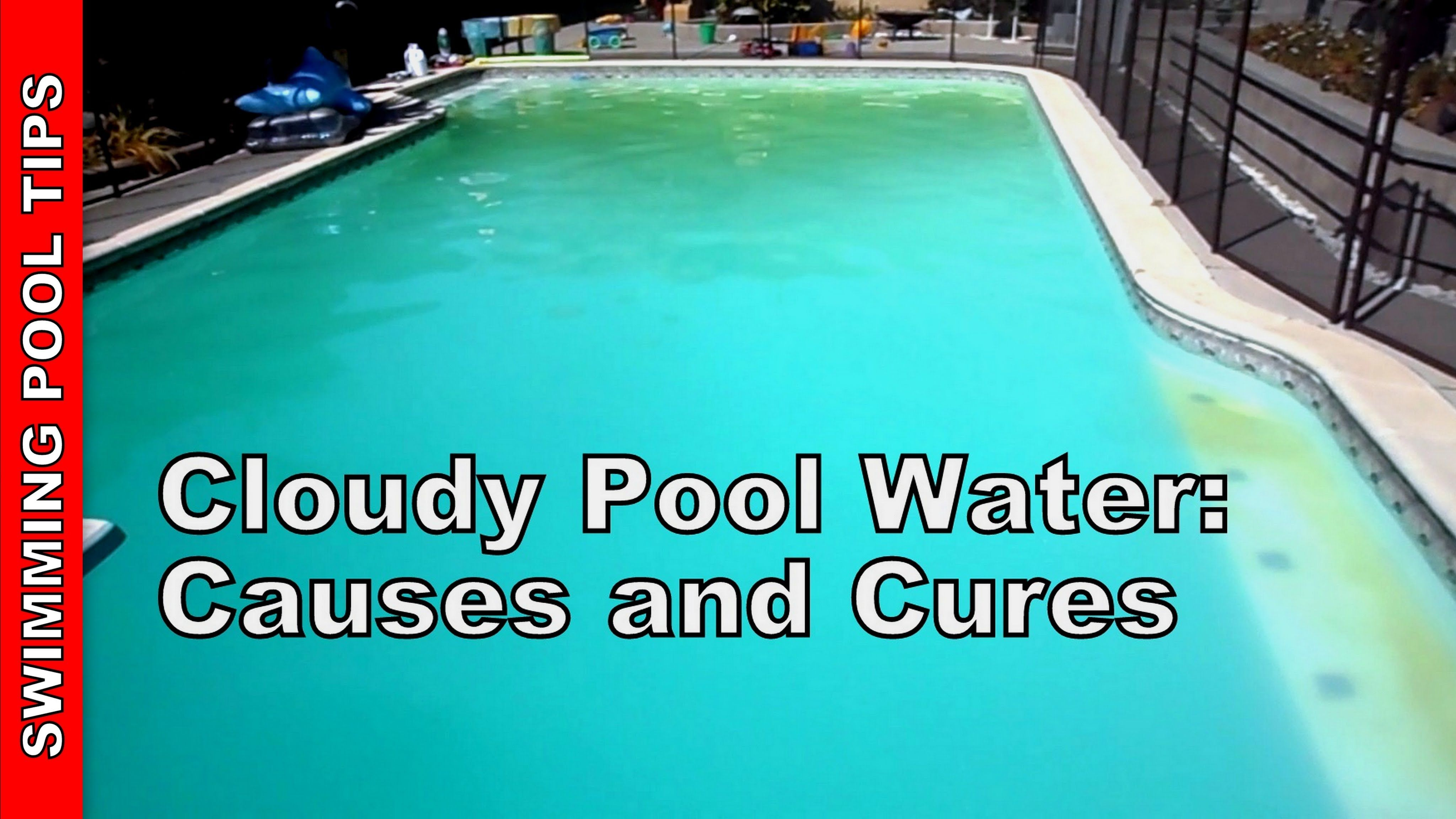 Pin By Surfing Staff On Swimming Pools Cloudy Pool Water Pool Green Pool Water