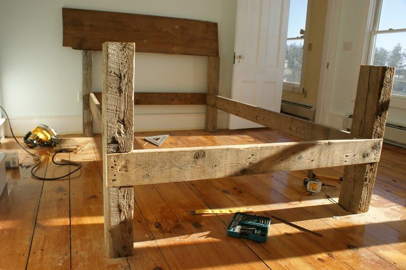 Solstice Homemade Beds Bed Frame Home Decor