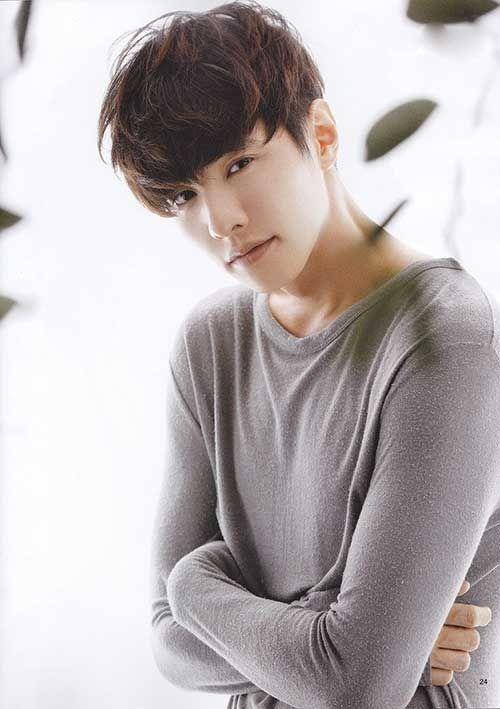 Latest Korean Hair For Men Korean Men Hairstyle Asian