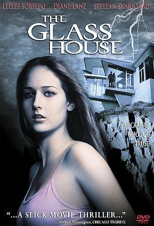 The Glass House Dvd 2001 Thriller Leelee Sobieski Diane Lane Glass House Rent Movies Thriller Movies