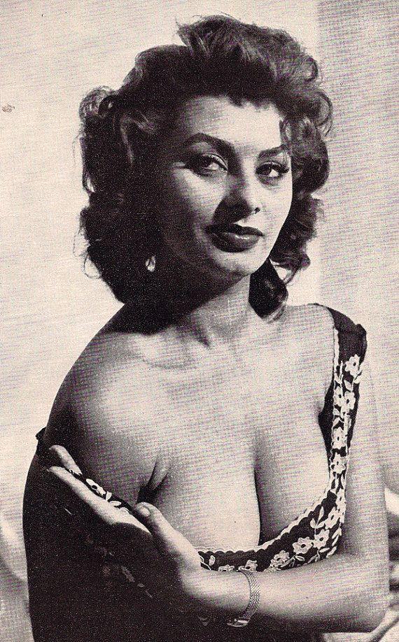 Sophia Loren Sophia Loren Sophia Loren Claudia Cardinale Carlo