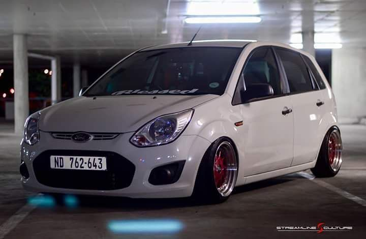 Ford Figo Stance Ffsa Fordsquad Projectf Southafrica Mazda