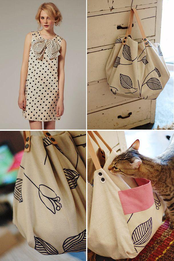 Il Me Ressemble Sacs Et Cabas De Creatrices Part 27 Linen Bag