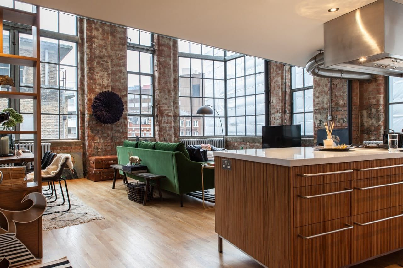 Heatheru0027s Eclectic, Little Bit Naughty, NYC Style London Loft
