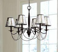 chandelier | Pottery Barn