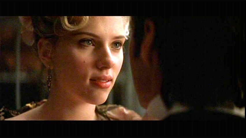 Image result for scarlett johansson the prestige