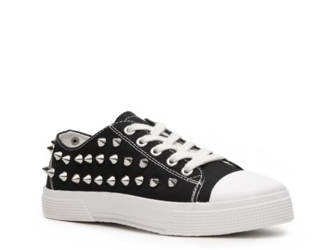 WANT!  Rock & Candy Bank Studded Sneaker