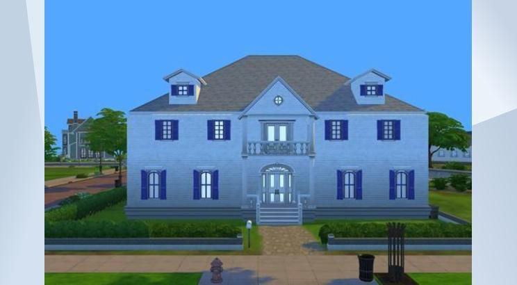The Sims 4 34 Best Houses Lots Buildings To Download From Gallery Good House Monster House Wendy House