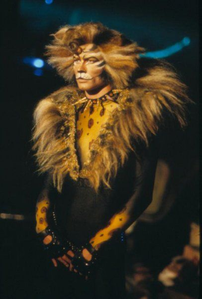 The 1998 Cats Film Cats The Musical Cats Musical Jellicle Cats Musicals