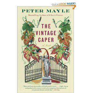 The Vintage Caper Books Wine Book Book Worth Reading