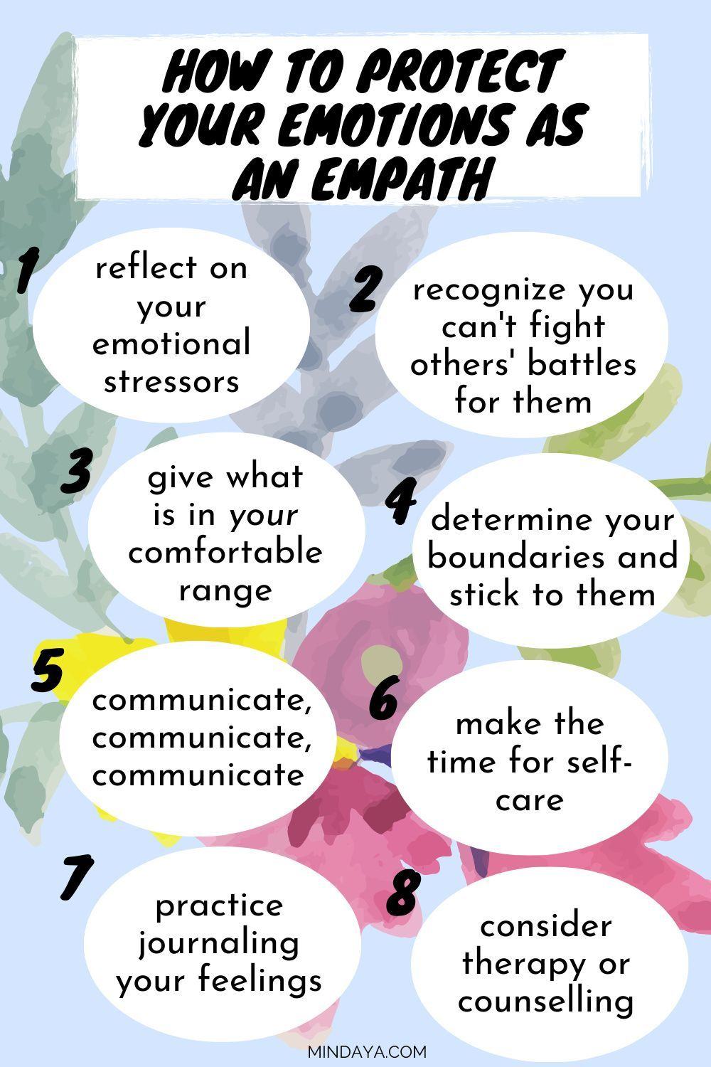8 Tips Every Empath Must Know | Mindaya