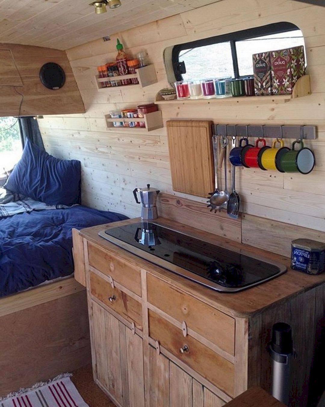 Marvelous Top 50+ RV Campers Interior Remodel Hacks Ideas https://freshouz.com/top-50-rv-campers-interior-remodel-hacks-ideas/