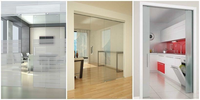 Puertas correderas de cristal puertas correderas for Puertas correderas de cristal