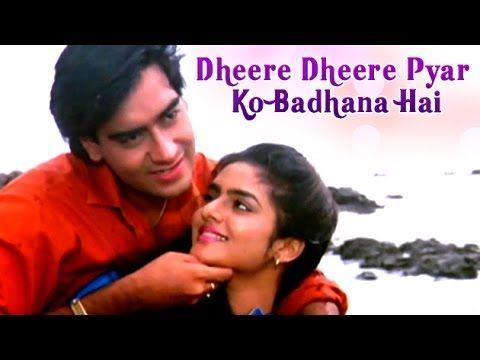 Dheere Dheere Pyar Ko Badhana Hai Song Phool Aur Kaante Kumar Sanu Songs Hindi Movie Song Song Hindi