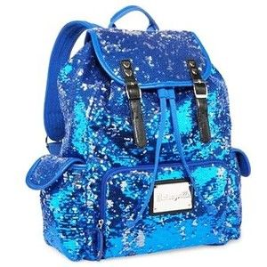 Cool Backpacks for Teens | ... Sequin Backpack Betseyville Blue ...