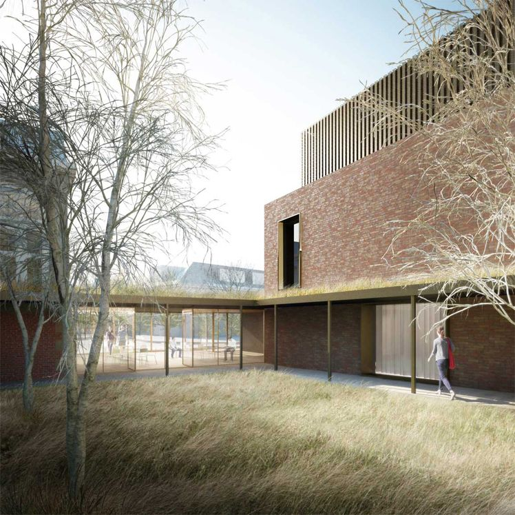 Richmond Architects: Forbes Massie / 3D Visualisation Studio / London