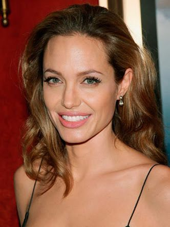 Angelina Jolie Hair Color Highlights Google Search