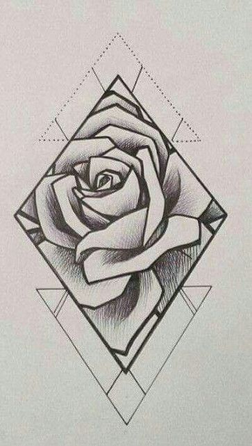 45 Best Ideas For Tattoo Ideas Drawings Roses Desenho Drawings