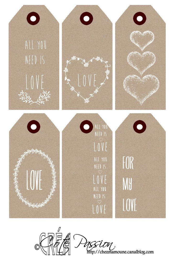 papel madera | etiquetas | Pinterest | Ausdrucken, Geschenkanhänger ...