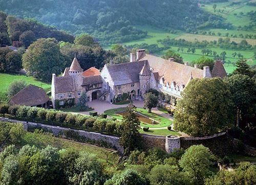 Chateau de Hattonchatel - Vigneulles-les-Hattonchatel, Lorraine