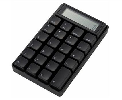 10 Key Calculator Black Yes A Calculator How Excited Can You Get What Makes This Calculator Stand Out From The Crowd I Gadget Gifts Calculator Shop Design
