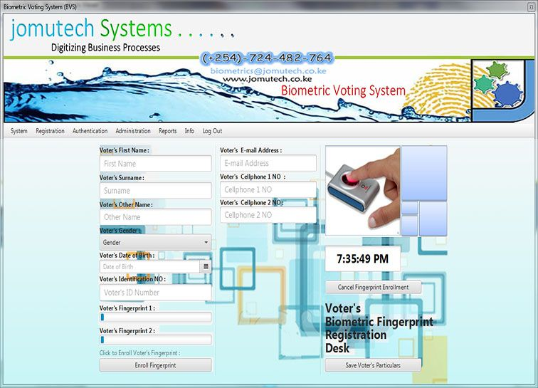 Biometrics Fingerprint Software Source Code Buy Biometric
