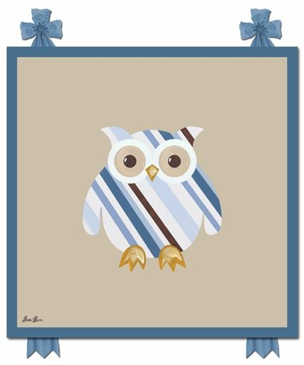 who doesn't love owl decor?!