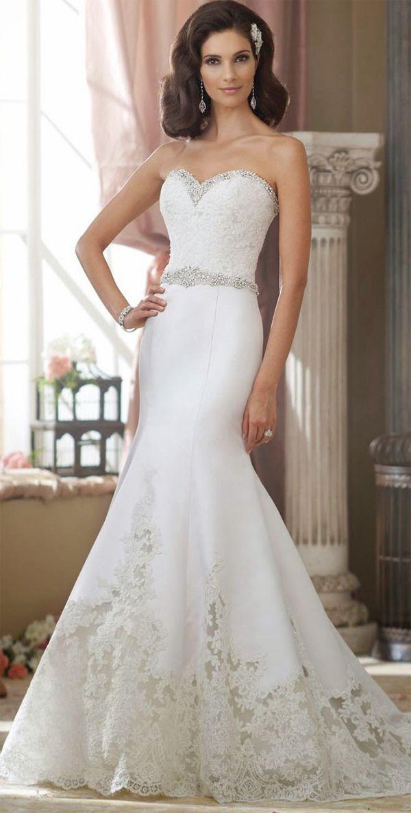 vestido de novia, bridal dress | Vestidos de Novia | Pinterest ...