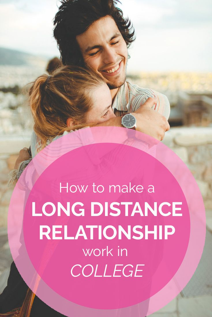 How to Make a Long Distance Relationship Work in College