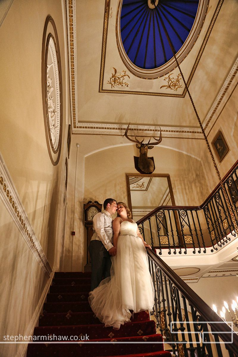 Wedding Photography By Top Photographer Stephen Armishaw At Cave Castle South Beverley Hull East Yorkshire