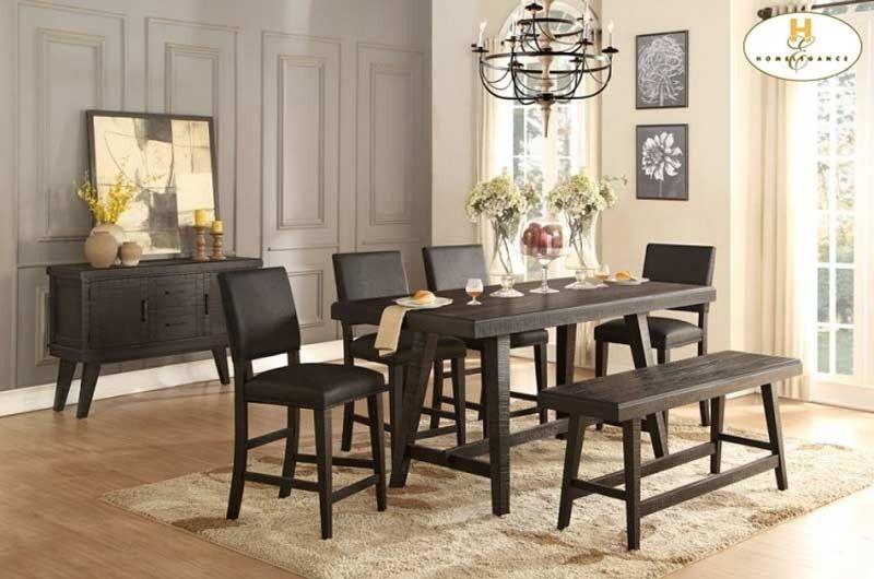 Homelegance  Fenwick 5 Piece Dining Room Set  5480365  Dining Best 36 Dining Room Table Decorating Inspiration