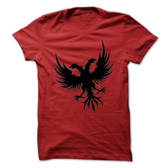 Albania eagle T-Shirt Hoodie Sweatshirts ioi. Check price ==► http://graphictshirts.xyz/?p=107427