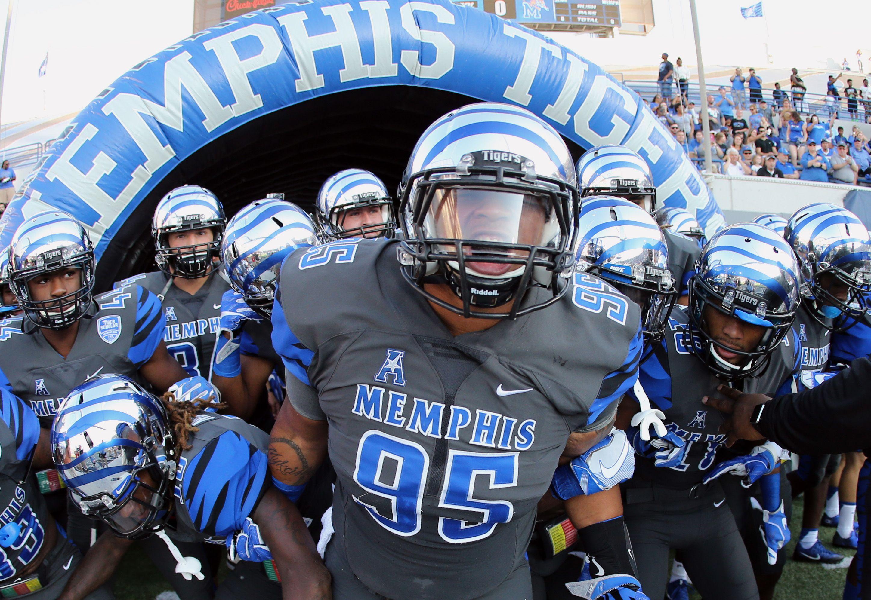 Memphis tigers football memphis football memphis tigers